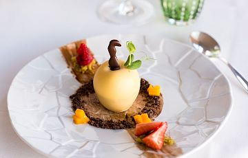 Altissimo - The Dolomites' Most Exclusive Brunch dessert gourmet a.t